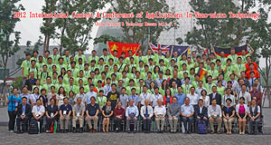 ican group photo